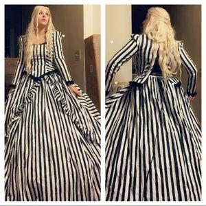 Katrina Von Tassel dress